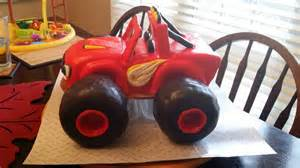 You have to see blaze and the monster machines cake by causticmuse