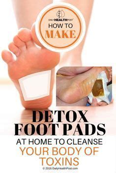 Detox Breakouts From Accupuncture by 17 Best Ideas About Foot Detox On Detox Foot