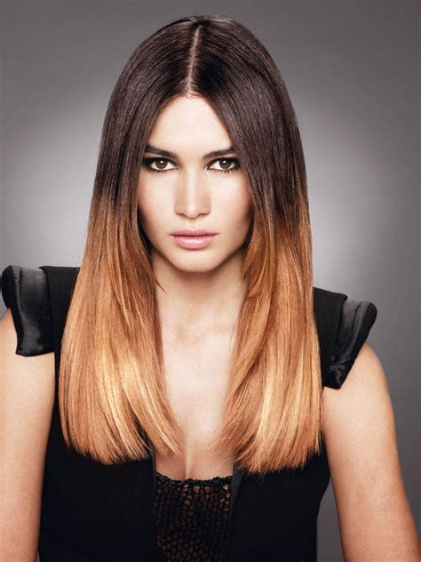 ambre hair ombre hairstyles beautiful hairstyles