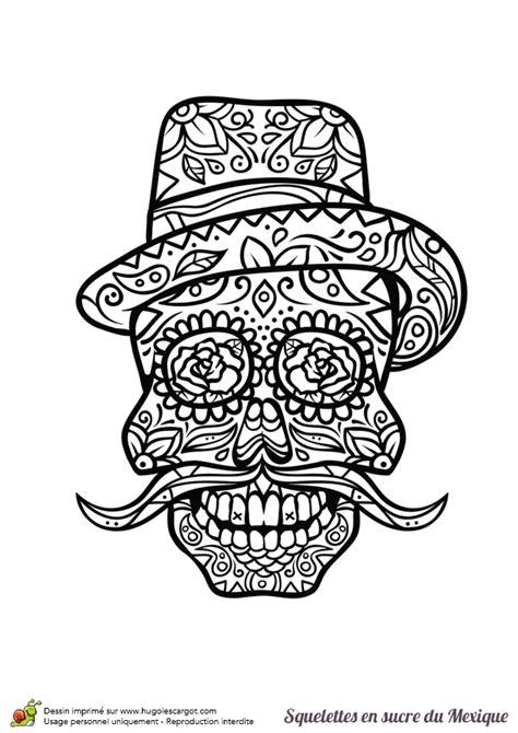 coloriage cr 226 ne en sucre mexicain grande moustache