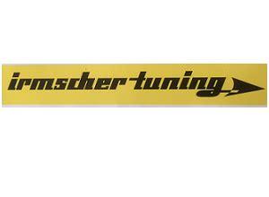Irmscher Tuning Aufkleber by Antara
