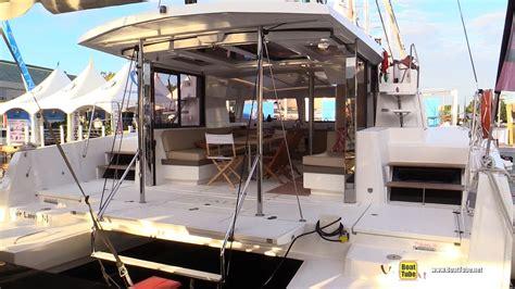 bali catamaran youtube 2017 bali 4 0 catamaran deck and interior walkaround