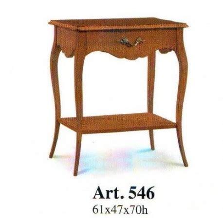 comodini arte povera tavolino comodino portatelefono da salotto in legno