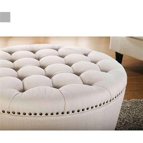round white leather ottoman 100 aqua large floor pouf ottoman square floor pillow