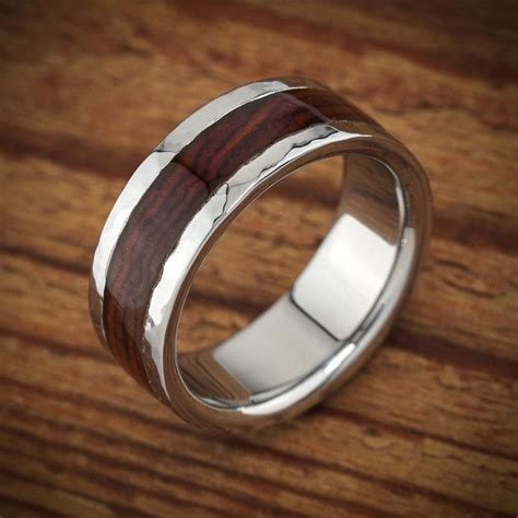 s wood wedding ring by spexton wood and