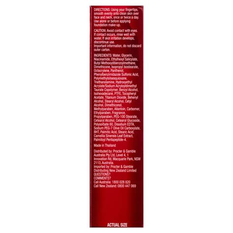 Olay Regenerist Revitalising buy olay regenerist revitalising lotion 15 75ml at