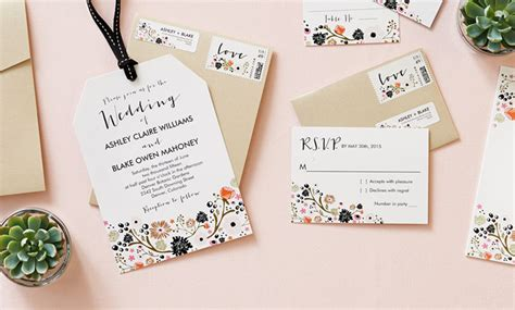 Zazzle Wedding Announcement by Wedding Invitations