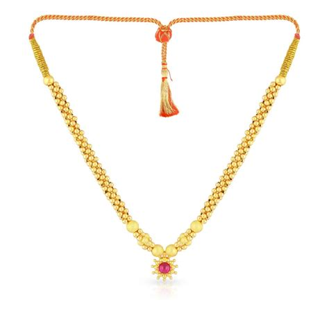 Designs With Price Malabar Gold Necklace Designs With Price South India Jewels