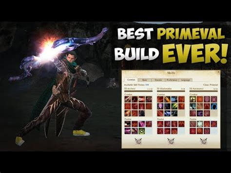 archeage dual wield runner build archeage best primeval build guide