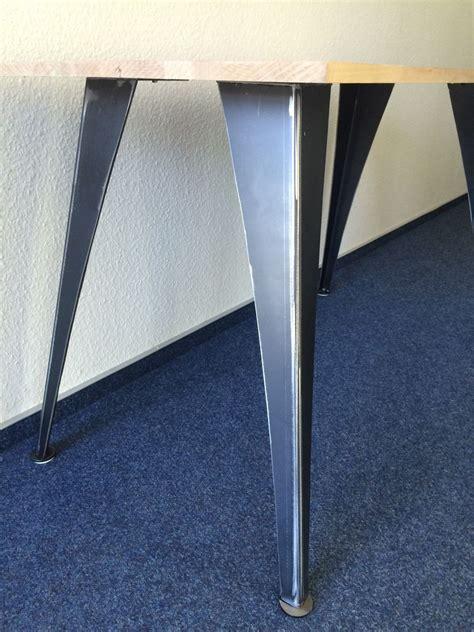 Tischgestell Metall Selber Bauen by Tischbeine Selber Bauen Metall