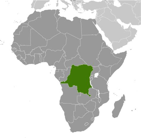 africa map democratic republic of the congo category catholic dioceses in the democratic