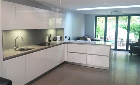 schuller kitchen cabinets german kitchens by design white and soft grey gala from