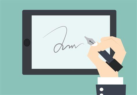 bagaimana membuat tanda tangan digital cara membuat tanda tangan elektronik di dokumen digital