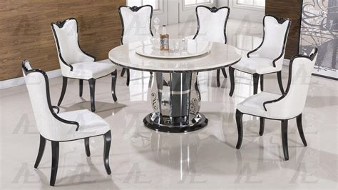 white marble top dining set shop for affordable