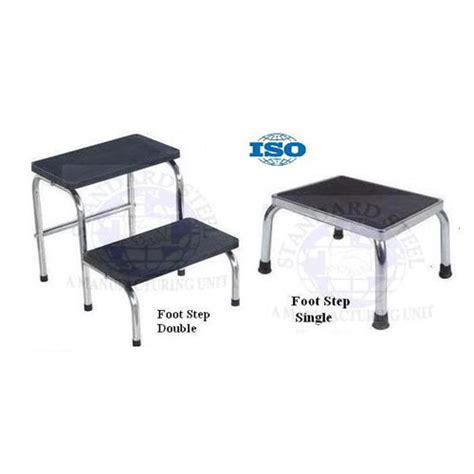 hospital furniture hospital foot step stool exporter  ambala