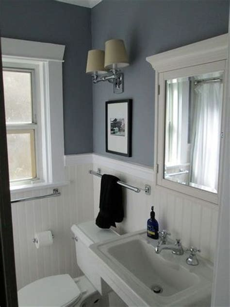 period bath remodel benjamin sweatshirt gray white bath ideas juxtapost
