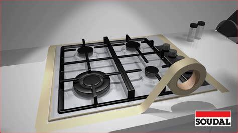 silicone in cucina applicare il silicone in cucina