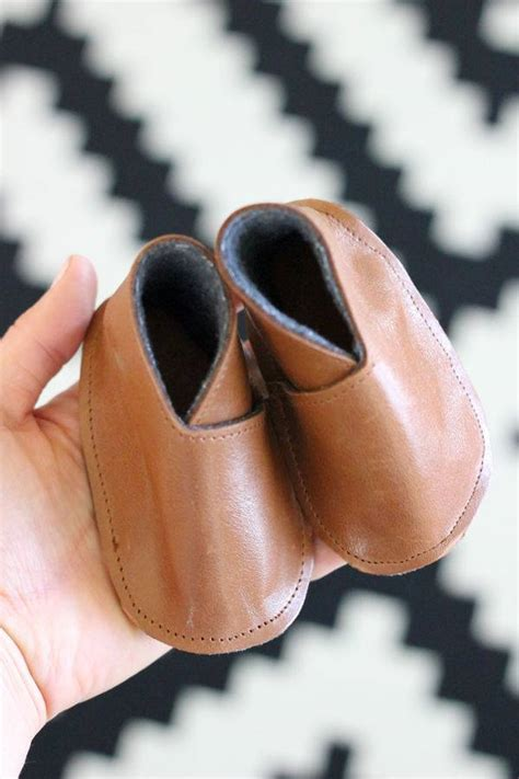 diy leather shoes wonderful diy adorable baby leather shoes