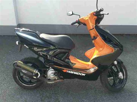 Motorroller Aerox Gebraucht mbk nitro yamaha aerox motorroller 3500km 50ccm bestes
