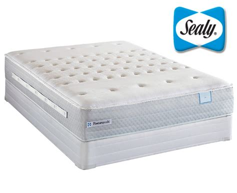 sealy posturepedic cushion firm innerspring mattress