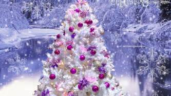 Youwall pink christmas tree wallpaper wallpaper wallpapers free