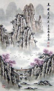 oriental mountain tattoo 1000 images about chinese brush painting on pinterest
