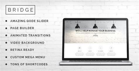 themes wordpress bridge downtechz bridge wordpress theme free download v7 3