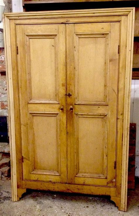 Antique Kitchen Pantry by Rustic Antique Pine Kitchen Larder Pantry Cupboard