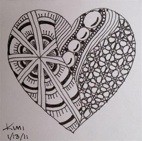 simple pattern drawings best 25 easy zentangle ideas on pinterest easy