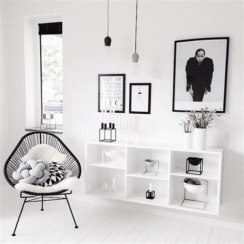 black and white home design inspiration des astuces d une d 233 coration style scandinave 224 retenir