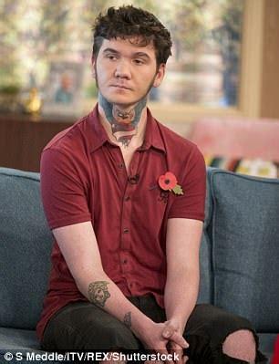 neck tattoo getting job manchester job hunter denied 30 jobs over neck tattoo