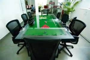 Pool Table Meeting Table The Eclectic Athlete Livemint