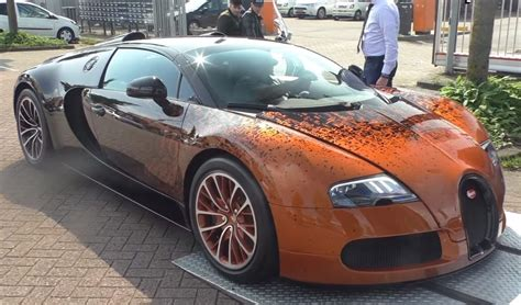 first bugatti first footage of bugatti veyron grand sport venet in action