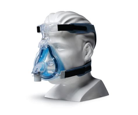 cpap full face masks most comfortable comfortgel blue full face cpap mask with headgear