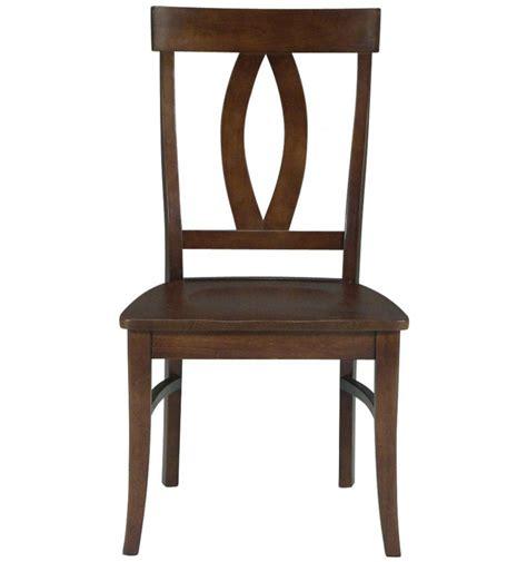verona side chairs wood you furniture sc