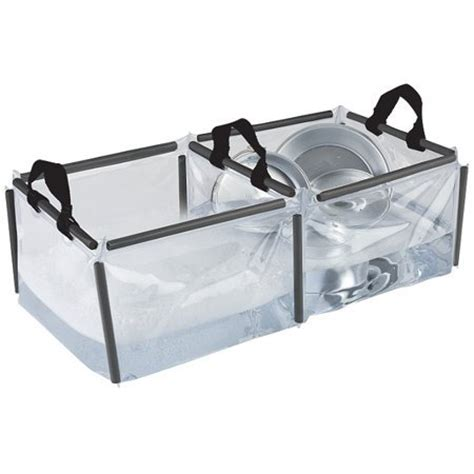 Coleman C Kitchen With Sink Deluxe Coleman Portable Wash Basin Cing Outdoor Hiking Kitchen Sink Ebay