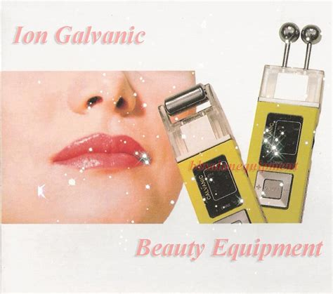 home use microcurrent galvanic firm spa lift skin