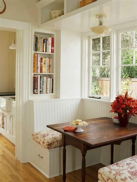 modern furniture  comfort breakfast nook decorating ideas
