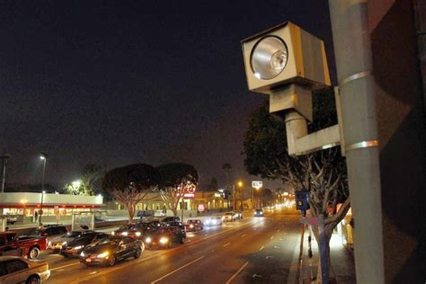 red light camera ticket los angeles drivers can disregard red light camera tickets in l a
