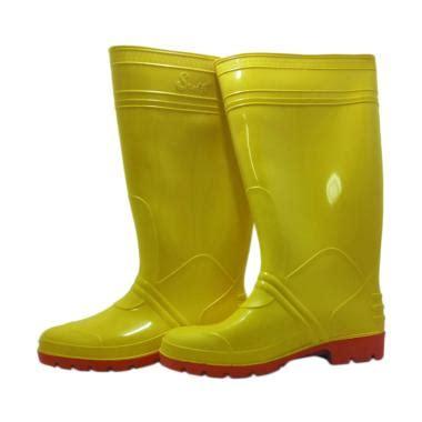Sepatu Boot Kuning jual steffi karet sepatu boots kuning tinggi 41 cm