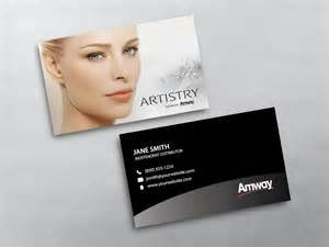 Amway Business Card Template by Amway Business Cards