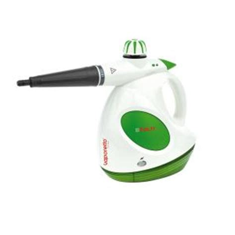 polti vaporetto easy plus handheld steam cleaner with 10