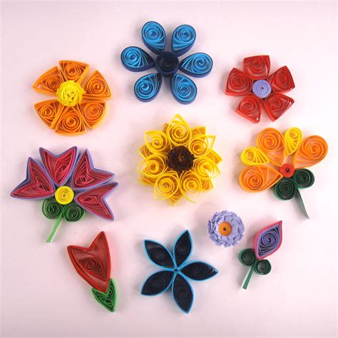 Paper Quilling Flower - quilling flowers fascinating quilling projects
