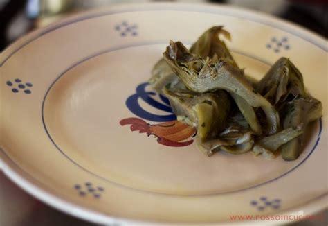 come cucinare i carciofi in padella ricetta carciofi in padella