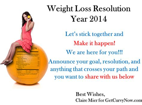 Weight Loss A New Year Resolution by Getcurvynow S Guide To Your Weight Loss New Year