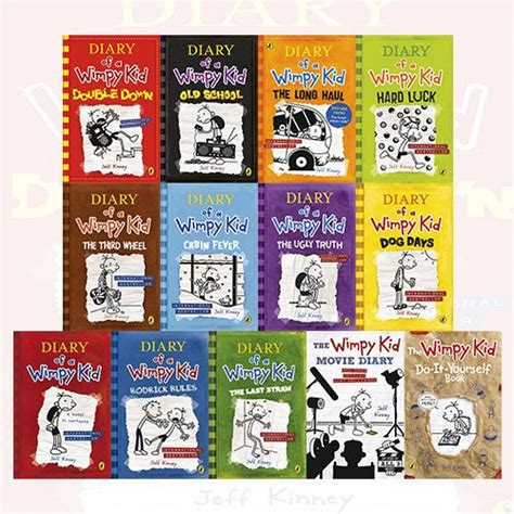 pictures of jeff kinney books jeff kinney books www imgkid the image kid has it