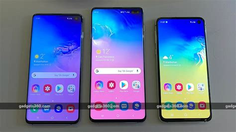 Samsung Galaxy S10 Models by Samsung Galaxy S10 S10 S10e Price In India Announced Pre Bookings Now Open Technology News