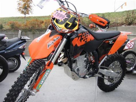 2009 Ktm 400 Xc W 2009 Ktm 400 Xc W