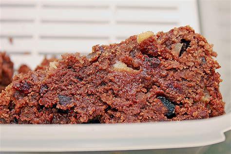 kuchen mit birnen schokoladen birnen kuchen mit cranberries rezept mit bild