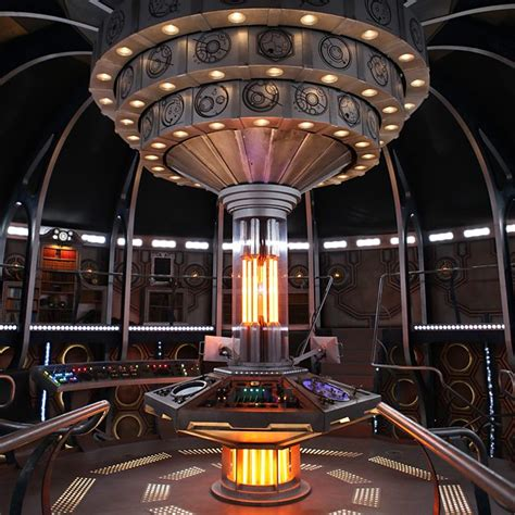 12th Doctor Tardis Interior doctor who what to expect in season 9 the supernatural